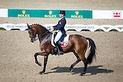 Marcela Krinke Susmeij - Smeyers Molberg<br /> FEI European Championships 2013<br /> © DigiShots