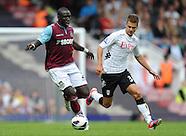 West Ham United v Fulham 010912