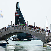 America's Cup 4th and Final day