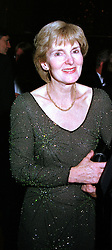 The HON.MARY PEARSON at a concert in London on 5th October 2000.OHS 29