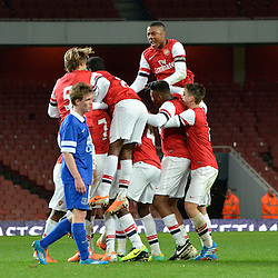 Arsenal v Everton | FA Youth Cup | 10 March 2014