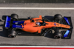 March 1, 2019 - Barcelona, Catalonia, Spain - Carlos Sainz Jr from Spain with 55 Mclaren F1 Team - Renault MCL34 in action during the Formula 1 2019 Pre-Season Tests at Circuit de Barcelona - Catalunya in Montmelo, Spain on March 1. (Credit Image: © Xavier Bonilla/NurPhoto via ZUMA Press)