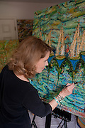 Artist Ann McCray
