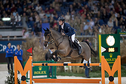 Brash Scott, (GBR), Hello M Lady<br /> Credit Suisse Grand Prix<br /> CHI de Genève 2016<br /> © Hippo Foto - Dirk Caremans<br /> 08/12/2016