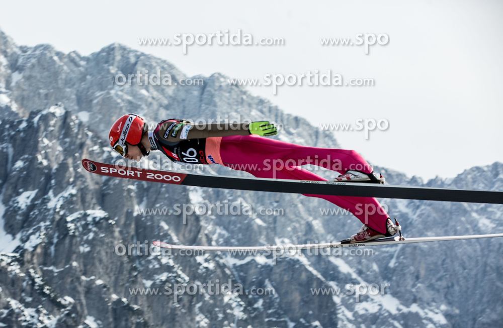 Antti AAlto of Finland during the Ski Flying Hill Individual Competition on Day Two of FIS Ski Jumping World Cup Final 2017, on March 24, 2017 in Planica, Slovenia. Photo by Vid Ponikvar / Sportida