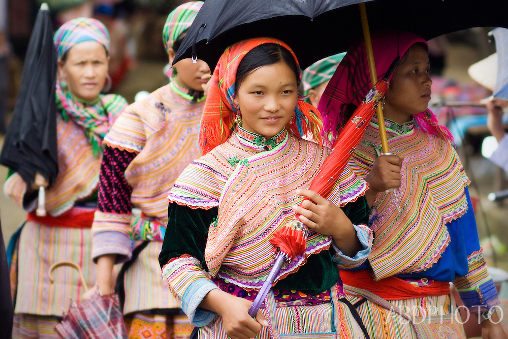ethnic minority in north vietnam