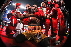 June 8, 2013: Adonis Stevenson vs Chad Dawson