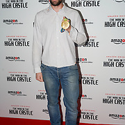 Tom Ransley attend the European Premiere of Season 2 of The Man in the High Castle, available on Amazon Prime video Friday December 16 2016 at Curzon Bloomsbury on 14th December 2016, London,UK. Photo by See Li