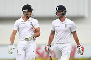 Cricket - South Africa v England 2015 1st Test D1 Durban