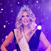 NLD/Bunnik/20121210 - Finale Miss Nederland 2013, Miss Noord Holland Stephanie Tency is gaat naar Miss Universe