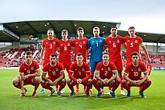 2019-09-10 Wales U21 v Germany U21