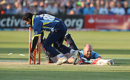 Sussex v Gloucestershire T20 240712