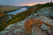 Lake of the Clouds, Porcupine Mountains Wilderness State Park, Ontonagon County, Michigan