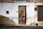 Daily life in Ceglie Messapica (BR) on 13 August 2019. Christian Mantuano / OneShot