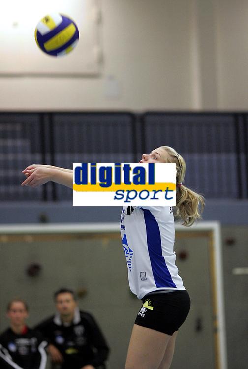 Volleyball<br /> Eliteserien kvinner<br /> Koll v Blindheim 3-0<br /> 04.11.2006<br /> Foto: Morten Olsen, Digitalsport<br /> <br /> Hanne Skrede - Blindheim