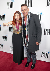 Nov. 13, 2018 - Nashville, Tennessee; USA - JESSE LEE and TRENT TOMLINSON attends the 66th Annual BMI Country Awards at BMI Building located in Nashville.   Copyright 2018 Jason Moore. (Credit Image: © Jason Moore/ZUMA Wire)