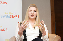 Rebecca Adlington, Press Conference,  St James, London, Great Britain, February 5, 2013. Photo by Elliott Franks / i-Images.