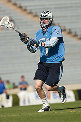 26 April 2009: North Carolina Tar Heels midfielder Tyler Morton (7) during a 15-13 loss to the Duke Blue Devils during the ACC Championship at Kenan Stadium in Chapel Hill, NC.