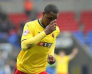 Bolton Wanderers v Watford 140215