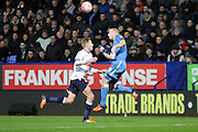 James Constable during the The FA Cup Third Round Replay match between Bolton Wanderers and Eastleigh at the Macron Stadium, Bolton, England on 19 January 2016. Photo by Pete Burns.