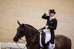 Werth Isabell, GER, Weihegold OLD<br /> Jumping Amsterdam 2019<br /> © Hippo Foto - Dirk Caremans<br /> 25/01/2019