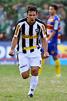 20120202: Rio de Janeiro, BRAZIL - Player Herrera during match between Madureira vs Botafogo for Campeonato Carioca held at Conselheiro Galvao, RJ, Brasil <br /> PHOTO: CITYFILES