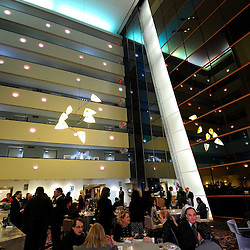 George Washington University Elliott School Reception