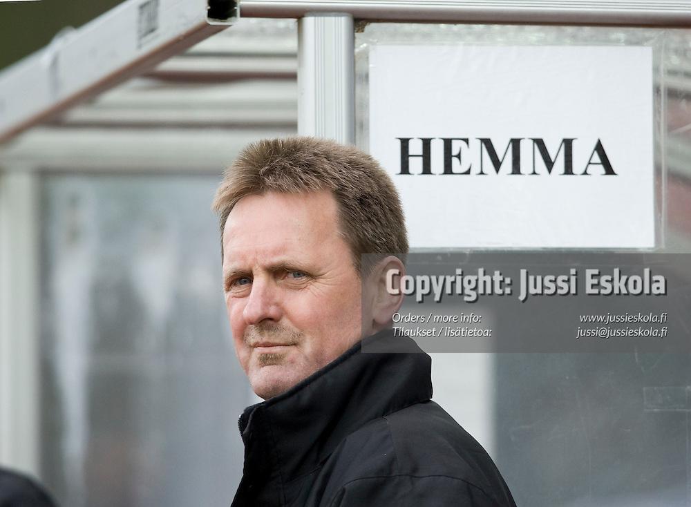 Pekka Lyyski. IFK Mariehamn - HJK. Veikkausliiga. Maarianhamina 28.4.2008. Photo: Jussi Eskola