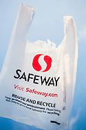 Tunna plastpåsar av den typen som är föbjudna i Corvallis, Oregon, USA
