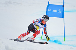 PEMBLE Mel LW9-2 CAN at 2018 World Para Alpine Skiing Cup, Kranjska Gora, Slovenia