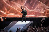 London: U2 in concert - 8 July 2017