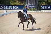 Capucine Noel - Soleil Noir vom Rosenhof<br /> Longines FEI European Championships 2018<br /> © DigiShots