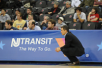 Tony Bennett, head coach of the Washington State Men?s basketball program looks to build on last year?s Sweet Sixteen run. (Mandatory Credit: Delane Rouse)