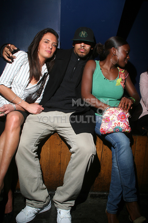 UK Garage night. Lords of the Underground, Scala club, London. 2006