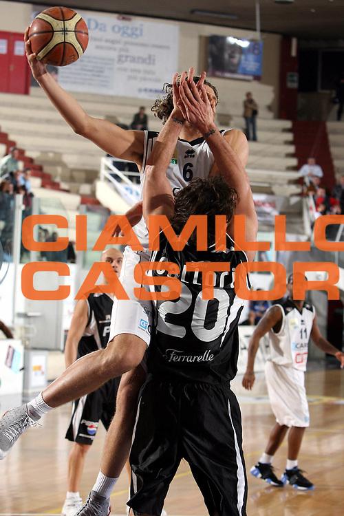 DESCRIZIONE : Rieti Lega A2 2006-07 Final 4 Coppa Italia Semifinale Pepsi Caserta-Carife Ferrara<br />GIOCATORE : Infante<br />SQUADRA : Carife Ferrara<br />EVENTO : Final Four Coppa Italia Lega A2 2006-2007 <br />GARA : Pepsi Caserta Carife Ferrara<br />DATA : 03/03/2007 <br />CATEGORIA : Penetrazione<br />SPORT : Pallacanestro <br />AUTORE : Agenzia Ciamillo-Castoria/E.Castoria<br />Galleria : Lega Basket A2 2006-2007 <br />Fotonotizia : Rieti Lega A2 2006-07 Final 4 Coppa Italia Semifinale Pepsi Caserta-Carife Ferrara<br />Predefinita :