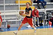 Martina Fassina<br /> Raduno Nazionale Italiana Femminile Senior - Allenamento<br /> FIP 2017<br /> Montegrotto Terme, 27/02/2017<br /> Foto Ciamillo - Castoria