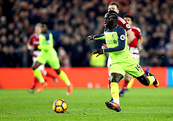 Sadio Mane of Liverpool runs with the ball - Mandatory by-line: Robbie Stephenson/JMP - 14/12/2016 - FOOTBALL - Riverside Stadium - Middlesbrough, England - Middlesbrough v Liverpool - Premier League