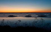 Cheyenne Bottoms Sunset