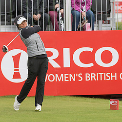 Ricoh Women's British Open | Trump Turnberry Resort | 31 July 2015