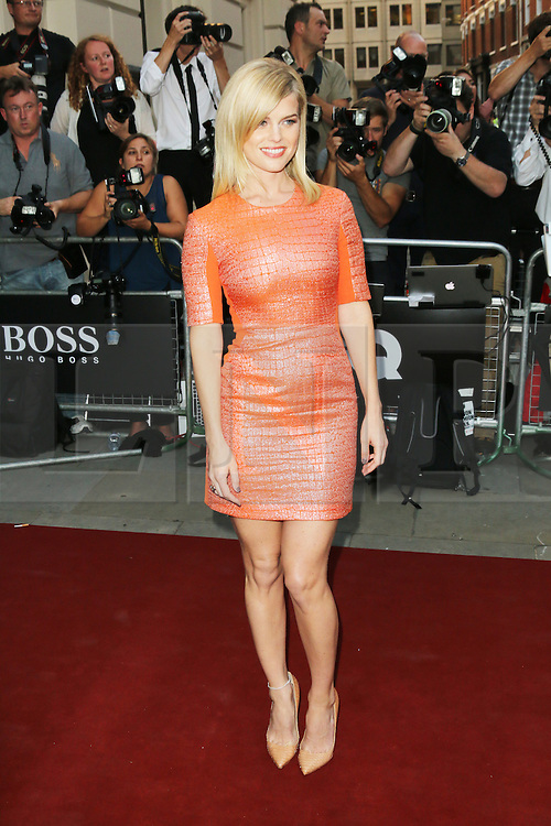Alice Eve, GQ Men of the Year Awards, Royal Opera House, London UK, 03 September 2013, (Photo by Richard Goldschmidt)