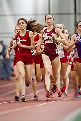 BU Multi-team Indoor Track & Field: Sacred Heart BC, Boston College,
