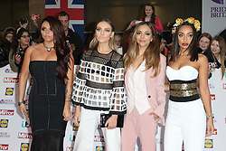 Little Mix, Pride of Britain Awards, Grosvenor House Hotel, London UK. 28 September, Photo by Richard Goldschmidt /LNP © London News Pictures