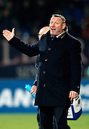 Onderwerp/Subject: PEC Zwolle - Eredivisie<br /> Reklame:  <br /> Club/Team/Country: <br /> Seizoen/Season: 2014/2015<br /> FOTO/PHOTO: Coach Ron JANS of PEC Zwolle. (Photo by PICS UNITED)<br /> <br /> Trefwoorden/Keywords: <br /> #09 $64 ±1401974349562<br /> Photo- & Copyrights © PICS UNITED <br /> P.O. Box 7164 - 5605 BE  EINDHOVEN (THE NETHERLANDS) <br /> Phone +31 (0)40 296 28 00 <br /> Fax +31 (0) 40 248 47 43 <br /> http://www.pics-united.com <br /> e-mail : sales@pics-united.com (If you would like to raise any issues regarding any aspects of products / service of PICS UNITED) or <br /> e-mail : sales@pics-united.com   <br /> <br /> ATTENTIE: <br /> Publicatie ook bij aanbieding door derden is slechts toegestaan na verkregen toestemming van Pics United. <br /> VOLLEDIGE NAAMSVERMELDING IS VERPLICHT! (© PICS UNITED/Naam Fotograaf, zie veld 4 van de bestandsinfo 'credits') <br /> ATTENTION:  <br /> © Pics United. Reproduction/publication of this photo by any parties is only permitted after authorisation is sought and obtained from  PICS UNITED- THE NETHERLANDS