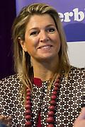 Koningin Maxima bij Social Powerhouse Symposium.  Hierin staat de rol van sociale waarde en sociaal ondernemerschap in de samenleving centraal. <br /> <br /> <br /> Queen Maxima in Social Powerhouse Symposium. It is the role of social value and social entrepreneurship in society centrally.