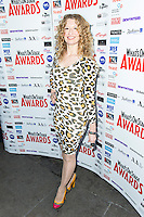 Melanie Masson, WhatsOnStage Awards Nominations - launch party, Cafe De Paris, London UK, 06 December 2013, Photo by Raimondas Kazenas