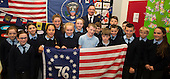 Cushinstown school mock US election