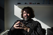 Erlend H&oslash;yersten, director of the Aros museum.<br /> Aarhus, a quiet coastal town of Central Jutland is the second most populous city in Denmark and the main port of the country. <br /> Aarhus will be European Capital of Culture 2017.