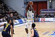 Johnson-Odom Darius<br /> Vanoli Cremona - Fiat Torino<br /> Lega Basket Serie A 2016/2017<br /> Cremona 12/02/2017<br /> Foto Ciamillo-Castoria