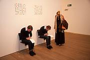 KATIE DE TILLY, Pop Life in a Material World. Tate Modern. London. 29 September 2009.