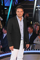 © Licensed to London News Pictures. 12/09/2014, UK. George Gilbey, Celebrity Big Brother Summer 2014 - Live Final, Elstree Studios, Elstree UK, 12 September 2014. Photo credit : Brett D. Cove/Piqtured/LNP